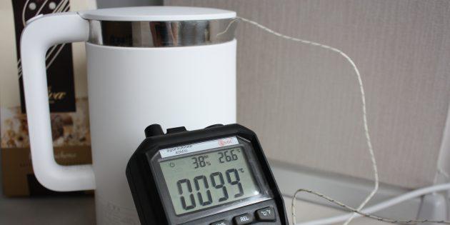 Мультиметр ADM 30: точность измерений