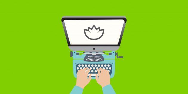Calmly Writer — лучший редактор для работы с текстом в режиме потока