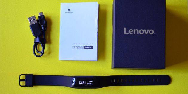 Lenovo HW01: комплектация