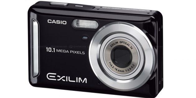 CASIO Exilim EX-ZS5