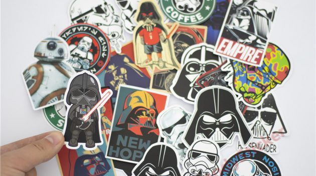 Стикеры Star Wars