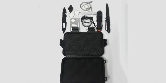 Универсальный набор инструментов для выживания