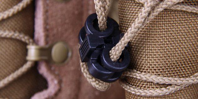 Зажим для шнурков