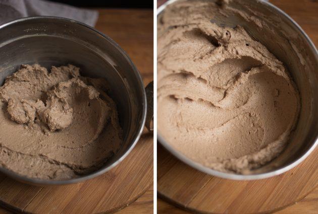 Парфе из куриной печени: взбейте массу блендером