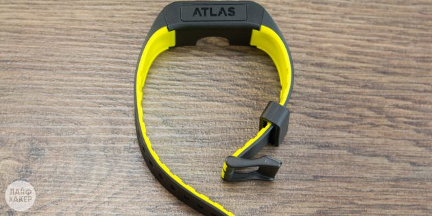 Atlas Wristband: ремешок