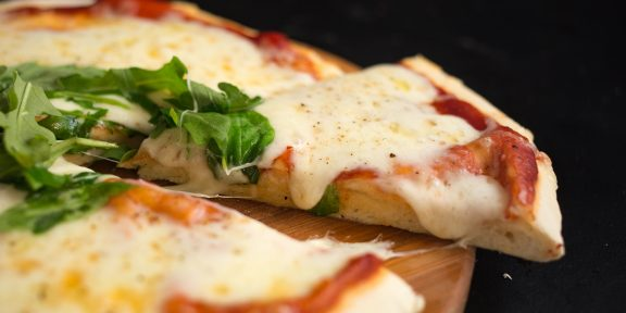 Как заготовить пиццу впрок