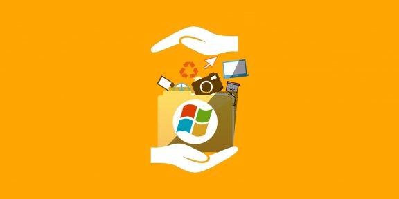 Как быстро переустановить Windows 10 без потери личных файлов