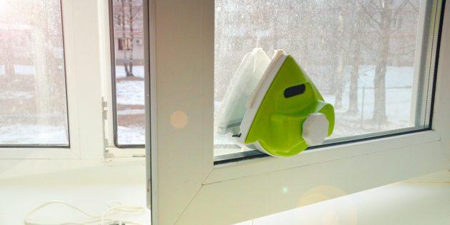 Как максимально упростить мытьё окон