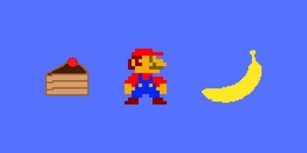 Как победить лишний вес: разбираемся на примере игры «Марио»
