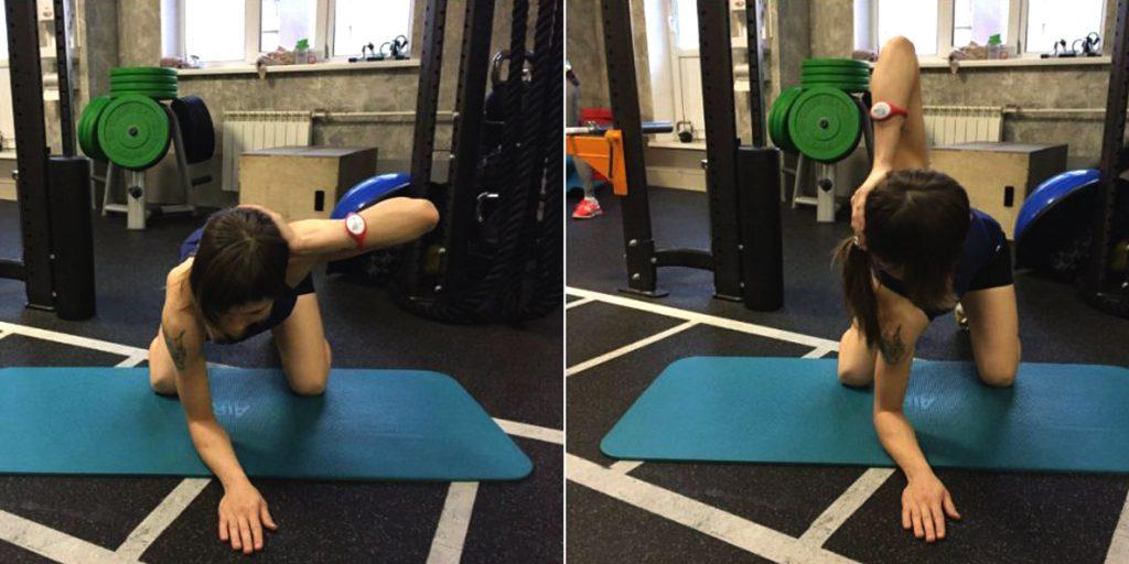 Как развить гибкость верхней части спины и зачем это нужно || Как быстро развить гибкость спины