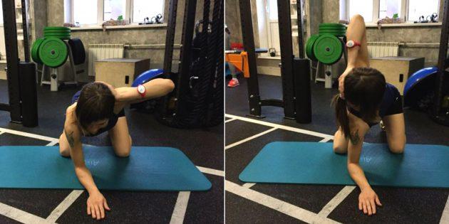 Как развить гибкость верхней части спины, и зачем это нужно