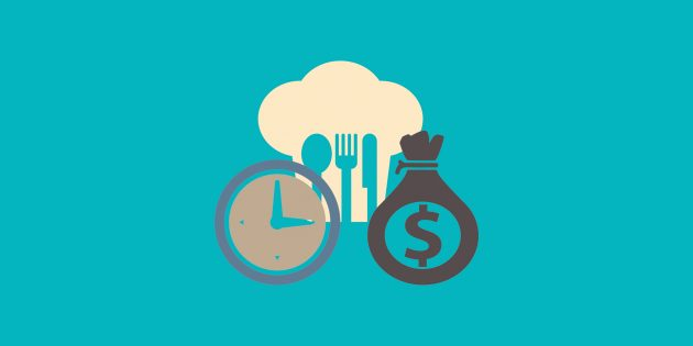 Как управлять едой, временем и бюджетом