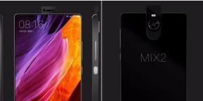 Xiaomi Mi Mix 2 будет ещё круче предыдущей модели