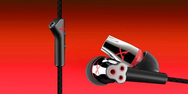 Можно ли играть в «затычках»: обзор внутриканальной геймерской гарнитуры Creative Sound BlasterX P5