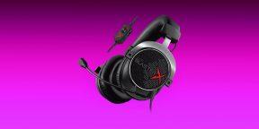 Обзор профессиональных игровых наушников Creative Sound BlasterX Tournament Edition
