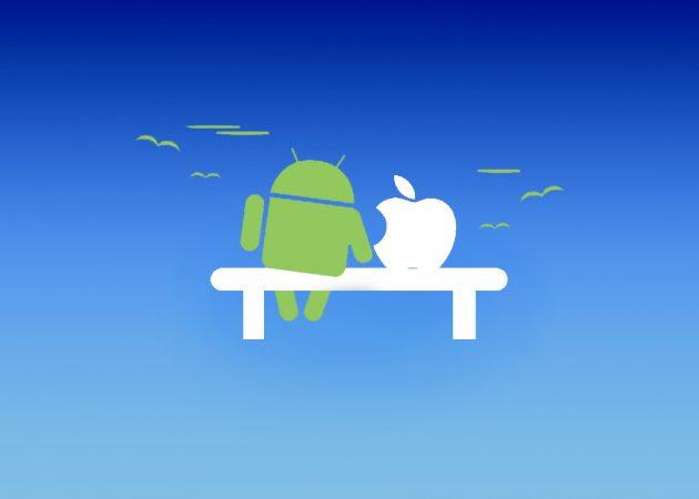 Почему iOS и Android на самом деле ничем не отличаются