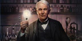 Уроки продуктивности от Томаса Эдисона