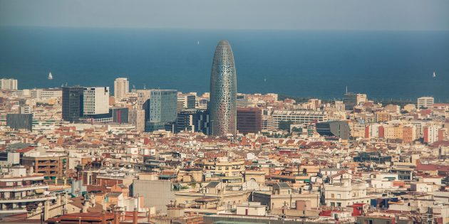 куда отправиться путешествовать: Барселона
