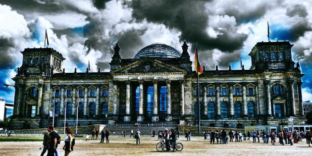 куда отправиться путешествовать: Берлин