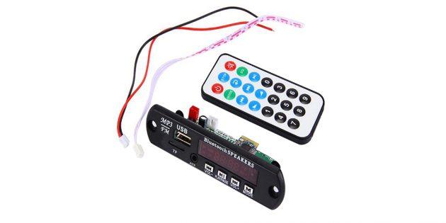 MP3-модуль