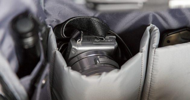 Рюкзак Bobby: карманы для объёмных вещей