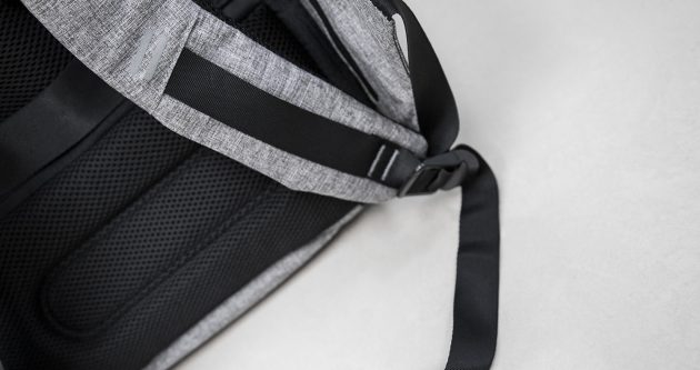 Рюкзак Bobby: дышащий материал