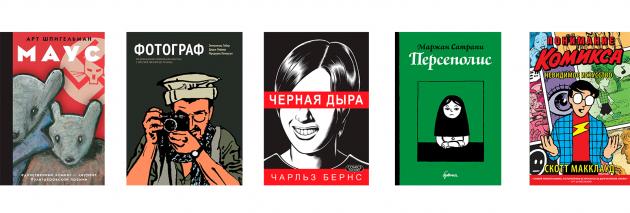Антон Бондарев: графические новеллы