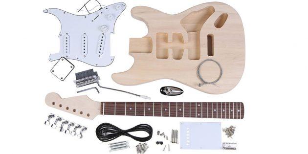 Набор для сборки реплики Fender Stratocaster