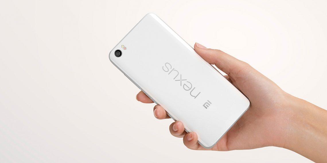 Google Mi Nexus от Xiaomi