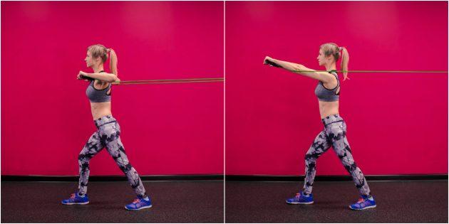 Упражнения на мышцы груди и мышцы бедер и живота thumbnail
