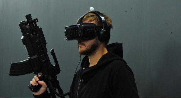 «VR-Полигон» — игровое пространство