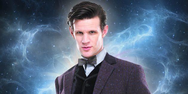 доктор кто: одиннадцатый доктор