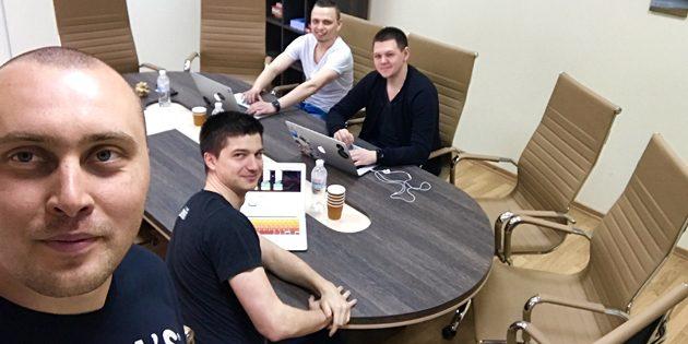 Василий Иванов: переговорка