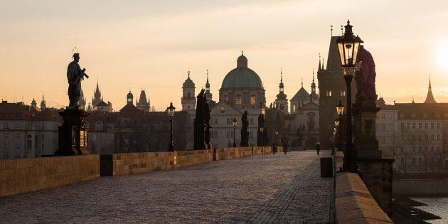 куда отправиться путешествовать: Прага