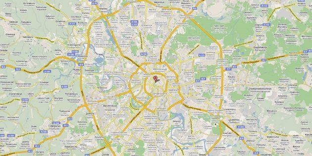 «Яндекс.Навигатор» поможет не нарушить правила в поисках парковки