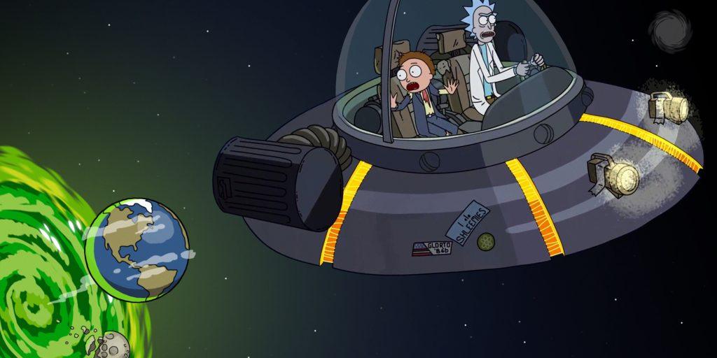 18 мультфильмов о космических приключениях и неведомых галактиках