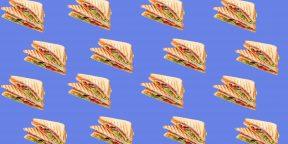 Как сэндвич с ветчиной поможет найти смысл жизни