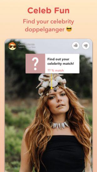 Sprinkles от Microsoft автоматически накладывает на снимки маски, надписи и стикеры