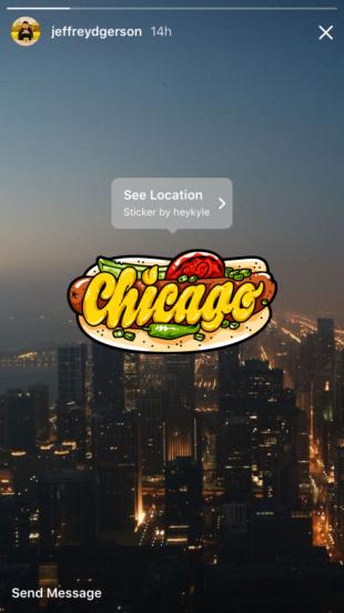 В Instagram теперь можно создавать стикеры из селфи