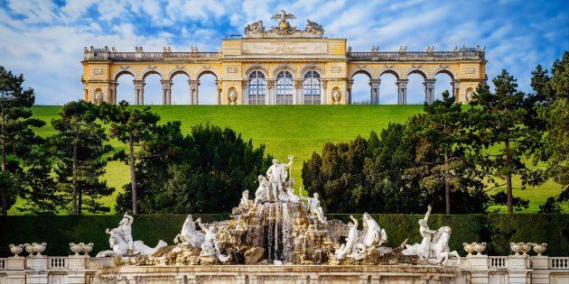 куда отправиться путешествовать: Вена