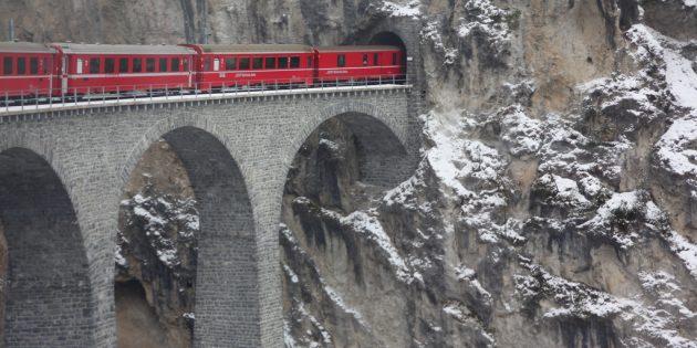 куда отправиться путешествовать: Альпы