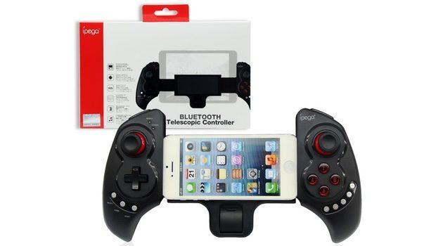 Bluetooth-геймпад