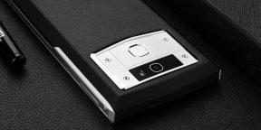 Смартфон Oukitel K10000 Pro заряжается за 3 часа и работает неделю