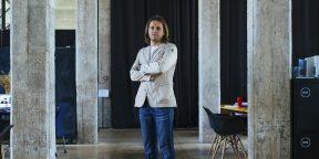 Рабочие места: Максим Снигирёв, руководитель проекта Alfred