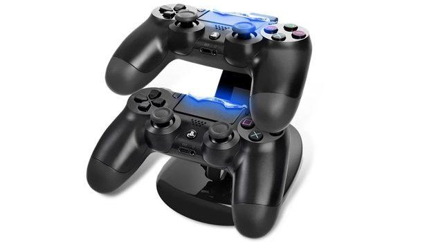 Док-станция для геймпадов PS4