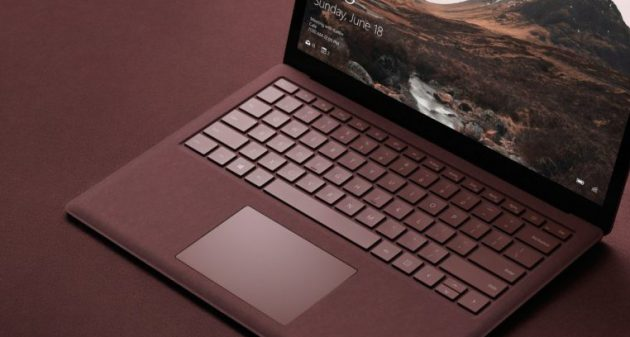 Surface Laptop 12