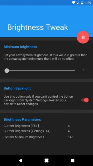 Brightness Tweak 4