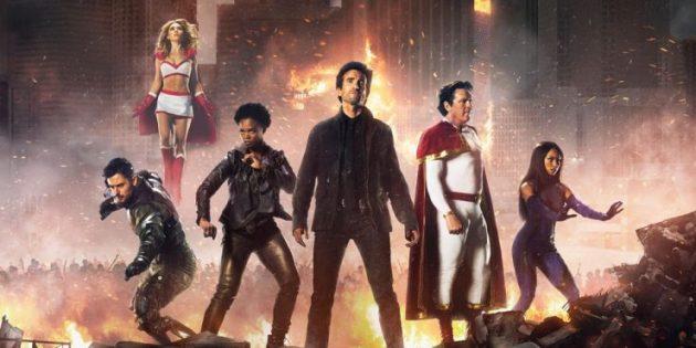сериалы про супергероев: сверхспособности