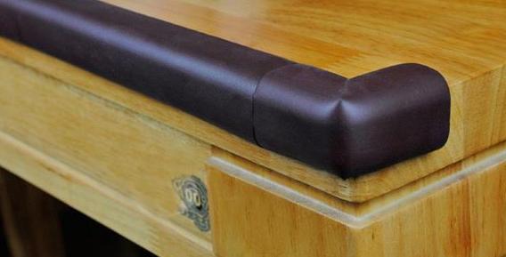 Мягкая кромка для углов мебели