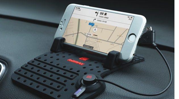 Коврик-держатель для смартфона